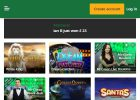 Mr Green kasinoarvostelu – 100% talletusbonus aina 200€ asti screen