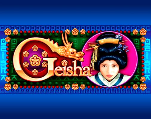 geisha kolikkopeli