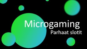 Microgamingin suosituimmat slotit