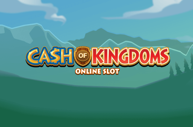 cash of kingdoms playtech uutuus