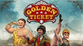 Golden Ticket -slottiarvostelu