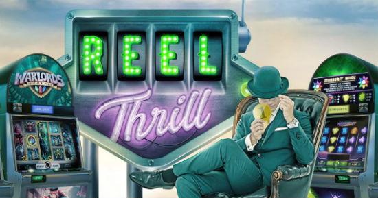mr green reel thrills ilmaiskieroksia
