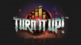 Turn It Up! -slotti on rockin täyteinen uutuus