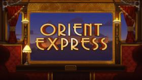 Orient Express -slotti arvostelussamme