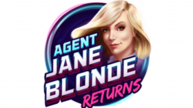 Agent Jane Blonde Returns -kolikkopelin arvostelu