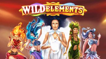 Wild Elements – Casumon eksklusiivinen hittipeli