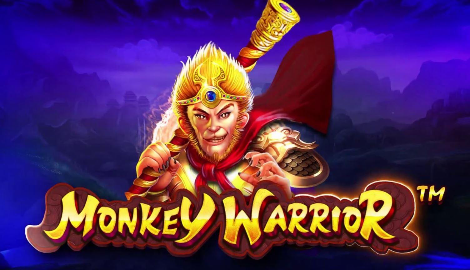 monkey warrior kolikkopeli