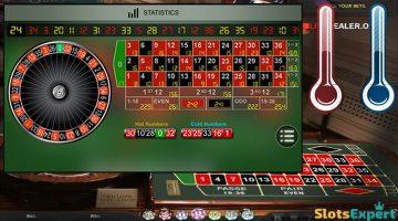 Kuumat ja kylmät kasinopelit