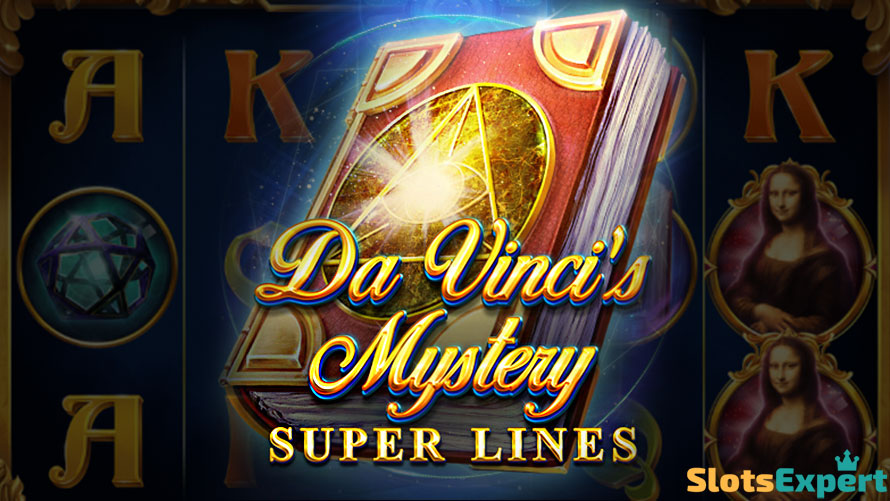 da vinci's mystery slot review