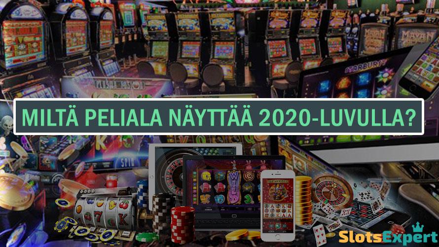 milta peliala nayttaa 2020-luvulla?