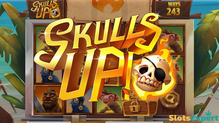 Skulls Up slot! – Hulvaton merirosvoseikkailu