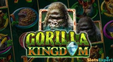 Gorilla Kingdom Slot –1024 voittotapaa ja upeat ilmaiskierrokset