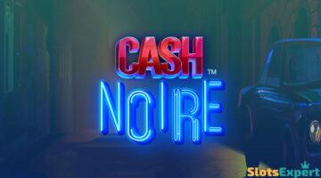 Cash Noire – selvitä murhamysteeri ja rikastu
