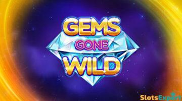Gems Gone Wild Power Reels – värikäs uutuusslotti Starburstin tyyliin