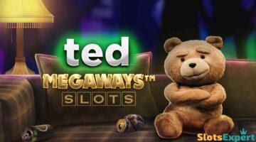 Ted Megaways – rääväsuinen nallekarhu jakaa nyt voittoja 117 649 tavalla!