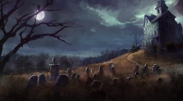 Läskiga spins till Halloween