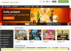 Betsson Casino Review – £200 CASINO BONUS on sign-up screen