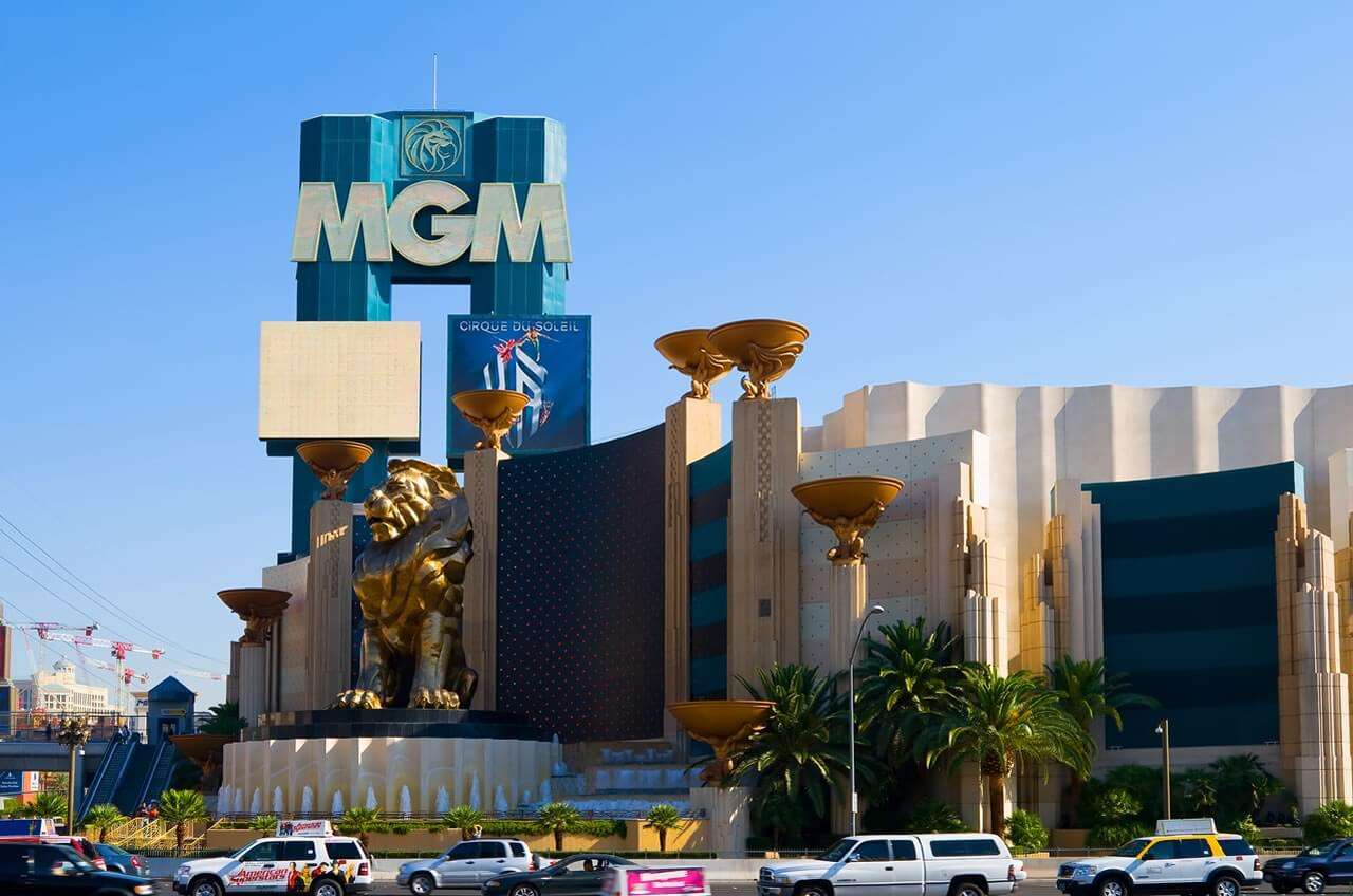 MGM Tie Up