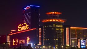 Sands Casino & Hotel - China