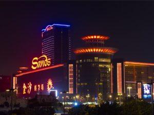 Sands Casino & Hotel - China