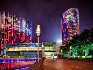 The City of Dreams Resort China