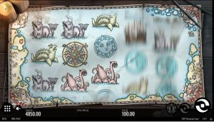 1429 uncharted seas slot in-game view
