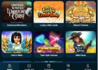 Casino Land Review – £800 Welcome Casino Bonus screen
