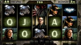 dark knight slot game review