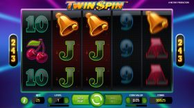 twinspins slot in-game view