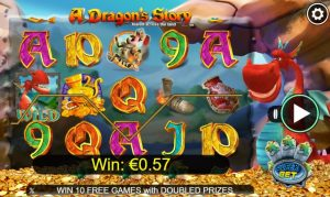 a dragons story slot in-game