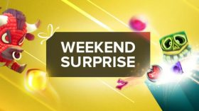 casinoeuro weekend surprise