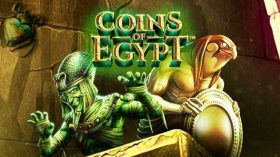 coins of egypt freespins at betsafe