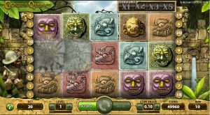 gonzos quest slot in-game