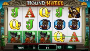 hound hotel slot in-game