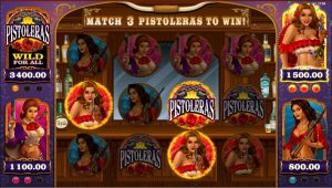 pistoleras slot in-game