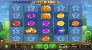 reel rush slot in-game