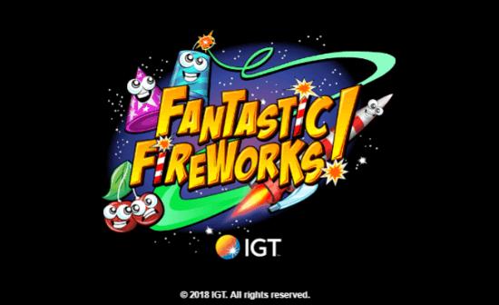 Fantastic Fireworks logo