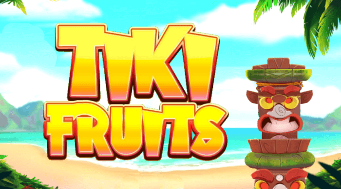 tiki fruits logo