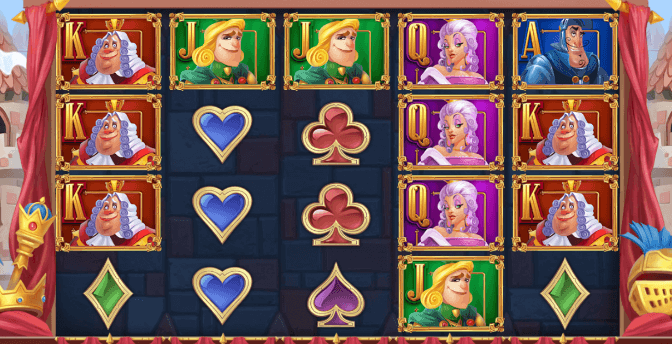 royal family slot