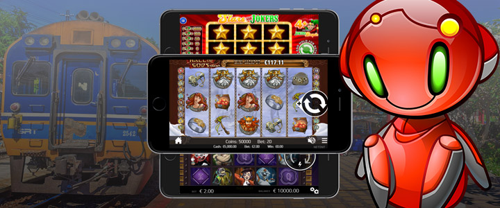 play casino on the go