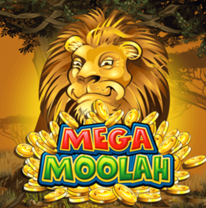 Mega Moolah offers your chance to be a millionaire