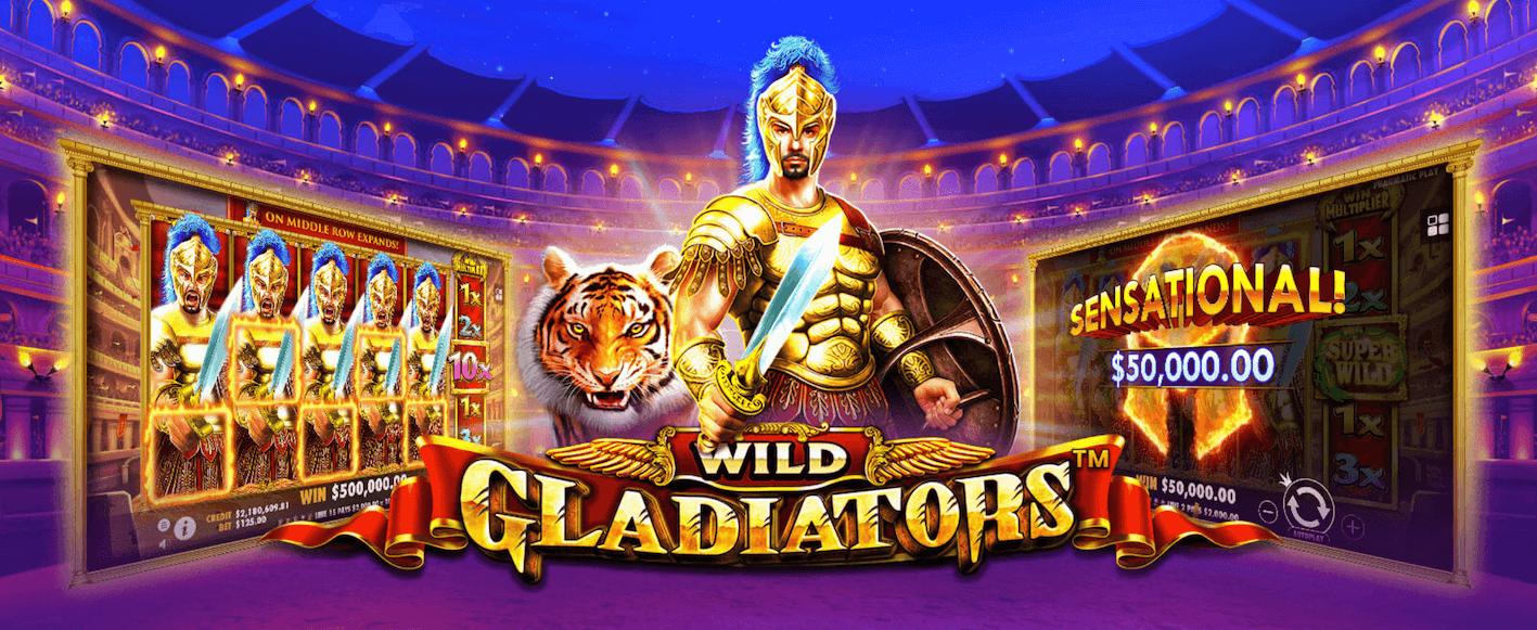 wild gladiators 2