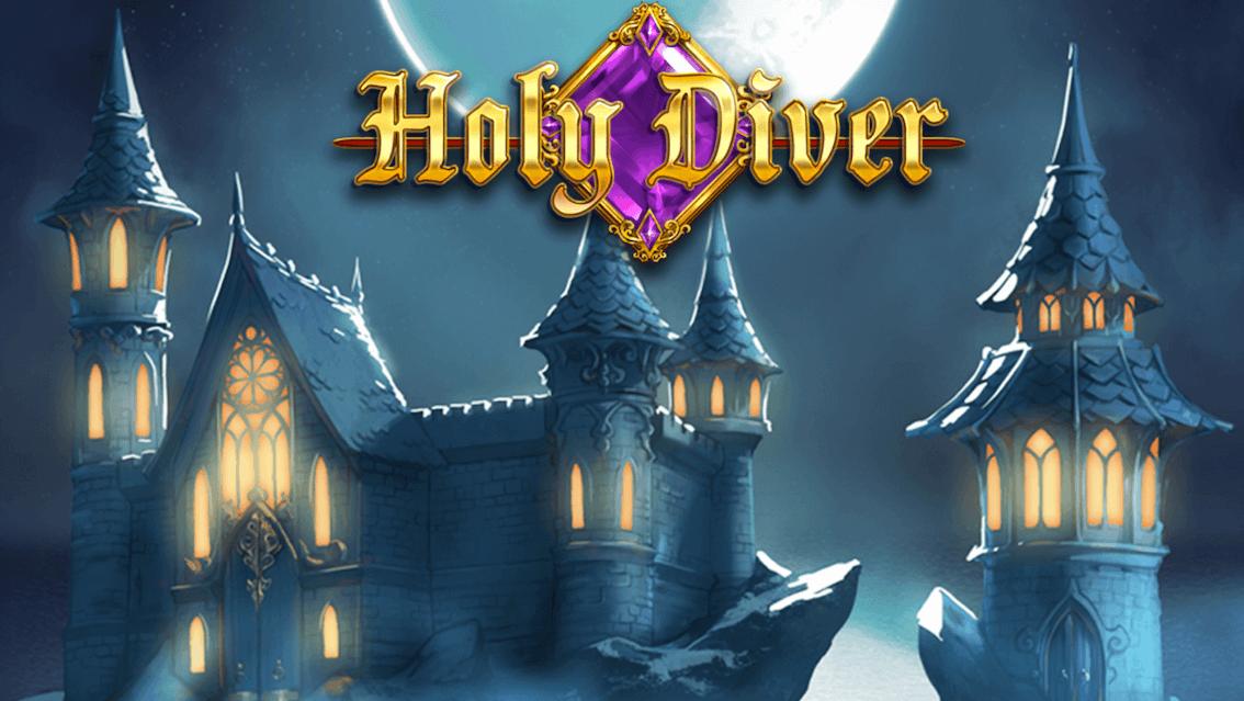 holy diver logo 2