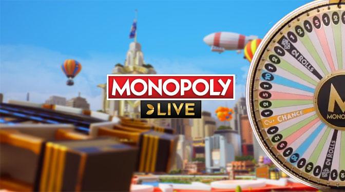 monopoli spanduk hidup