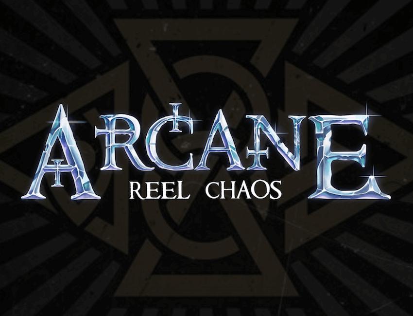 arcane reel chaos logo 3
