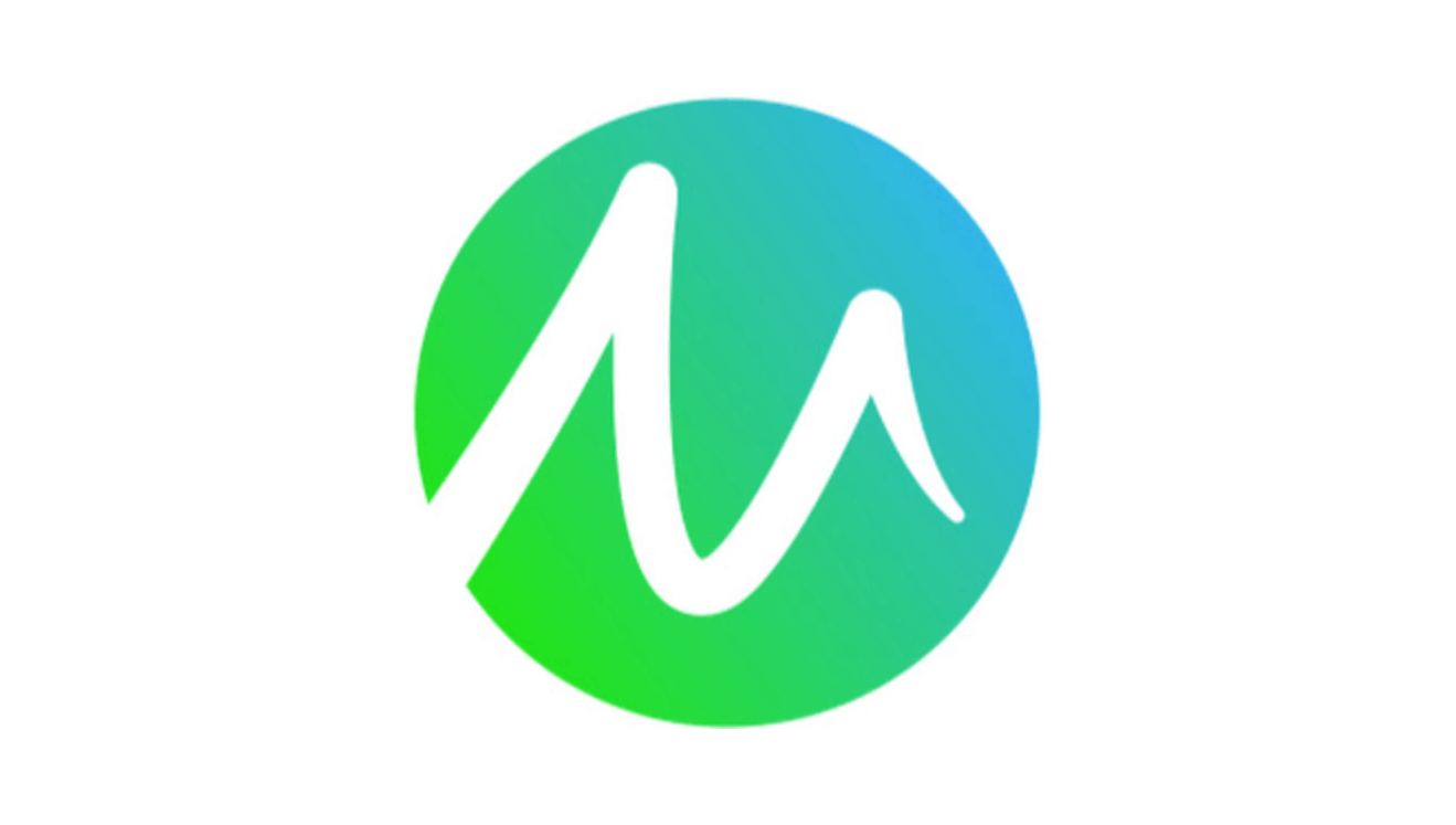 microgaming logo green and blue