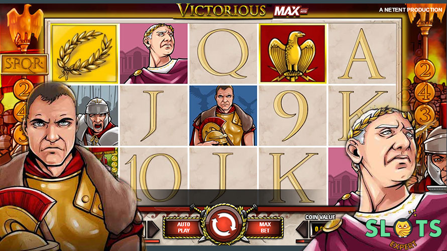 victorious max slot 2
