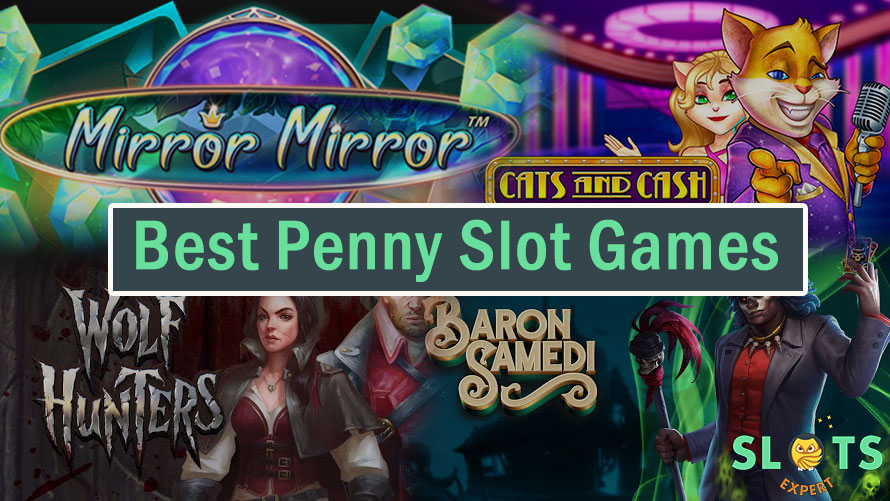 best penny slot online games