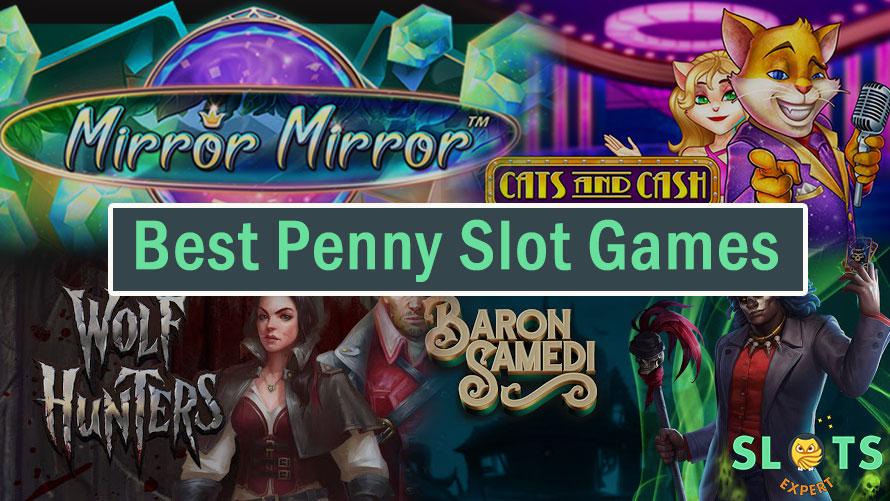 best penny slot online games