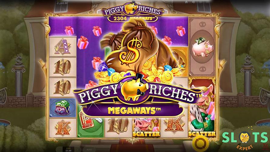 piggy riches megaways review